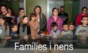 Imatge Apartat Didàctica: Famílies i nens