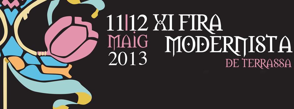 fira modernista 2013