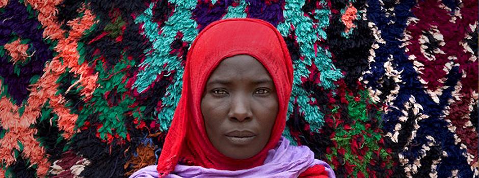 """Imatge exposició """"Marroc. Colors del desert"""""""