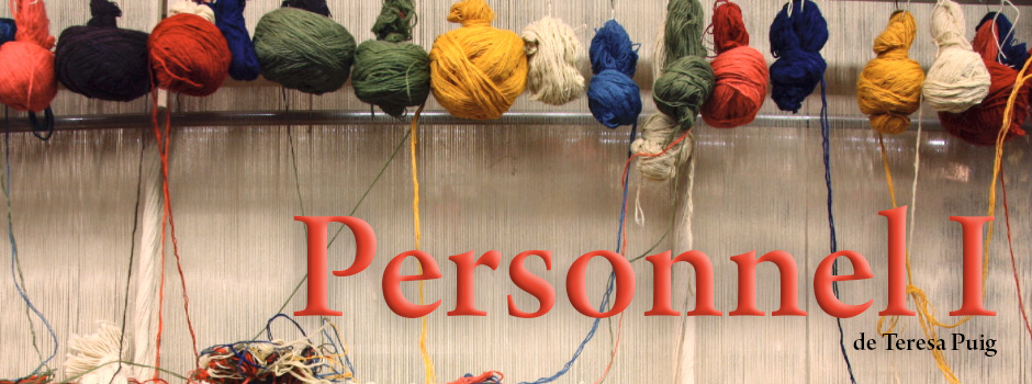 """Imatge exposició """"Personel I"""" de Teresa Puig"""