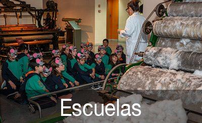 Imatge Apartat Didàctica: Escuelas