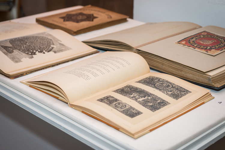"Imatge ""Documents singulars de la biblioteca"""