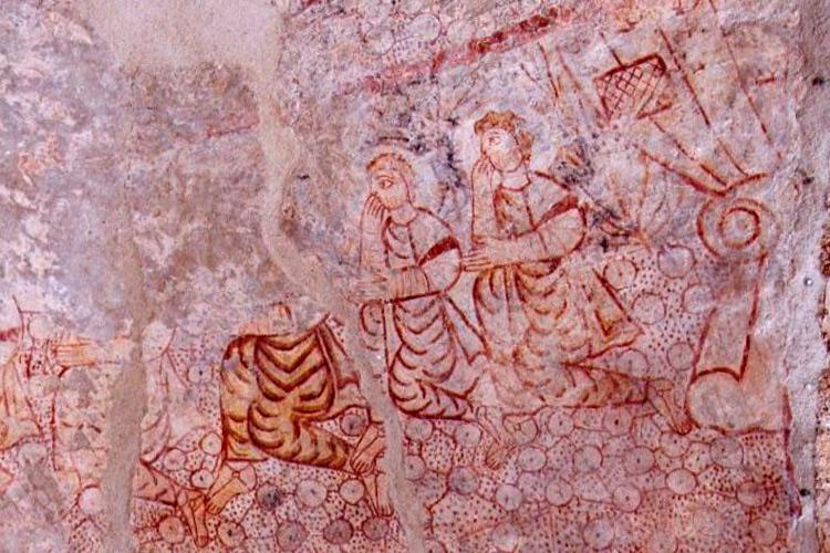 """Imatge Nit dels Museus 2017: """"De Vallparadís a la Vall del Nil"""" (itinerari conjunt CDMT-MdT)"""