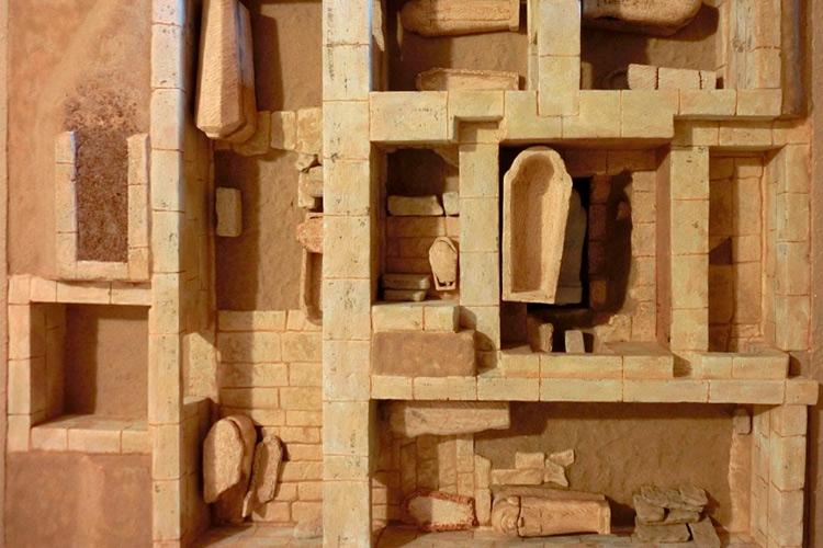 """Imatge conferència: """"L'excavació d'Oxirrinc: visions d'ahir i d'avui"""""""