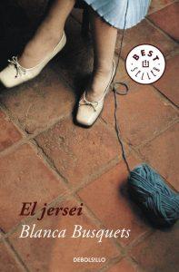 """Portada llibre """"El jersei"""""""