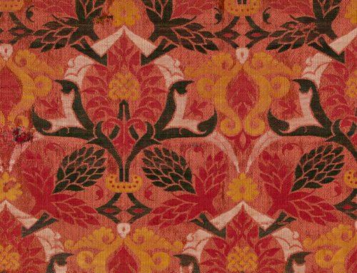 Conferència: El col·leccionisme tèxtil a Catalunya: les col·leccions del Museu Tèxtil de Terrassa.