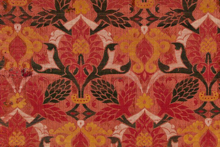 """Imatge Conferència: """"El col·leccionisme tèxtil a Catalunya: les col·leccions del Museu Tèxtil de Terrassa""""."""