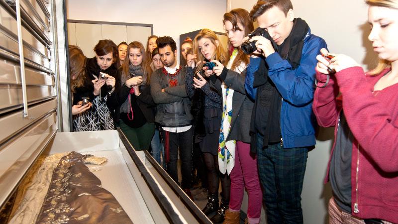 Imatge activitat, Secrets de Museu.