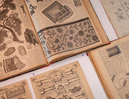 Documentos singulares de la biblioteca. ¡Descúbrelos!Ropa para el hogar modernista