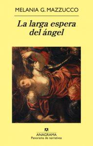 """Imatge portada llibre """"La larga espera del ángel"""""""