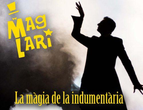 """Inauguració: """"Mag Lari, la màgia de la indumentària"""""""
