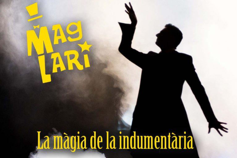 """Imatge exposició: """"Mag Lari, la màgia de la indumentària"""""""