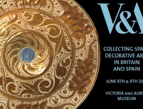 Conferència al Victoria & Albert Museum
