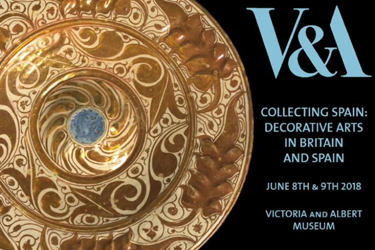 Imatge conferència al Victoria & Albert Museum
