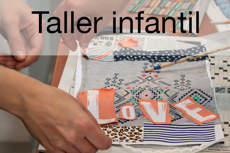 Imatge taller infantil CDMT