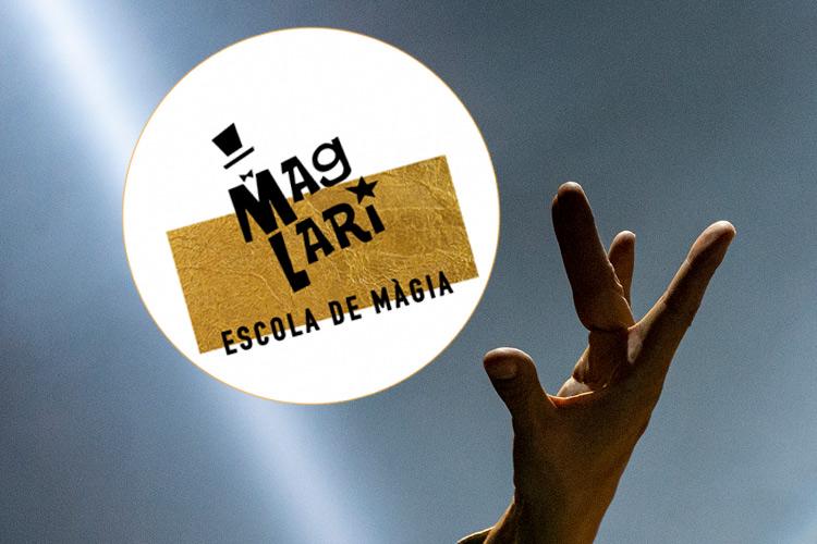 Imatge Mag Lari Escola de màgia.