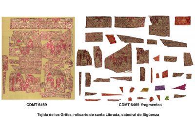 """Imatge, Jornades """"Arte y producción textil en el Mediterráneo medieval"""""""