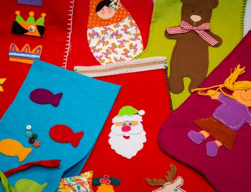 Mitjons de Nadal solidaris: projecte col·laboratiu
