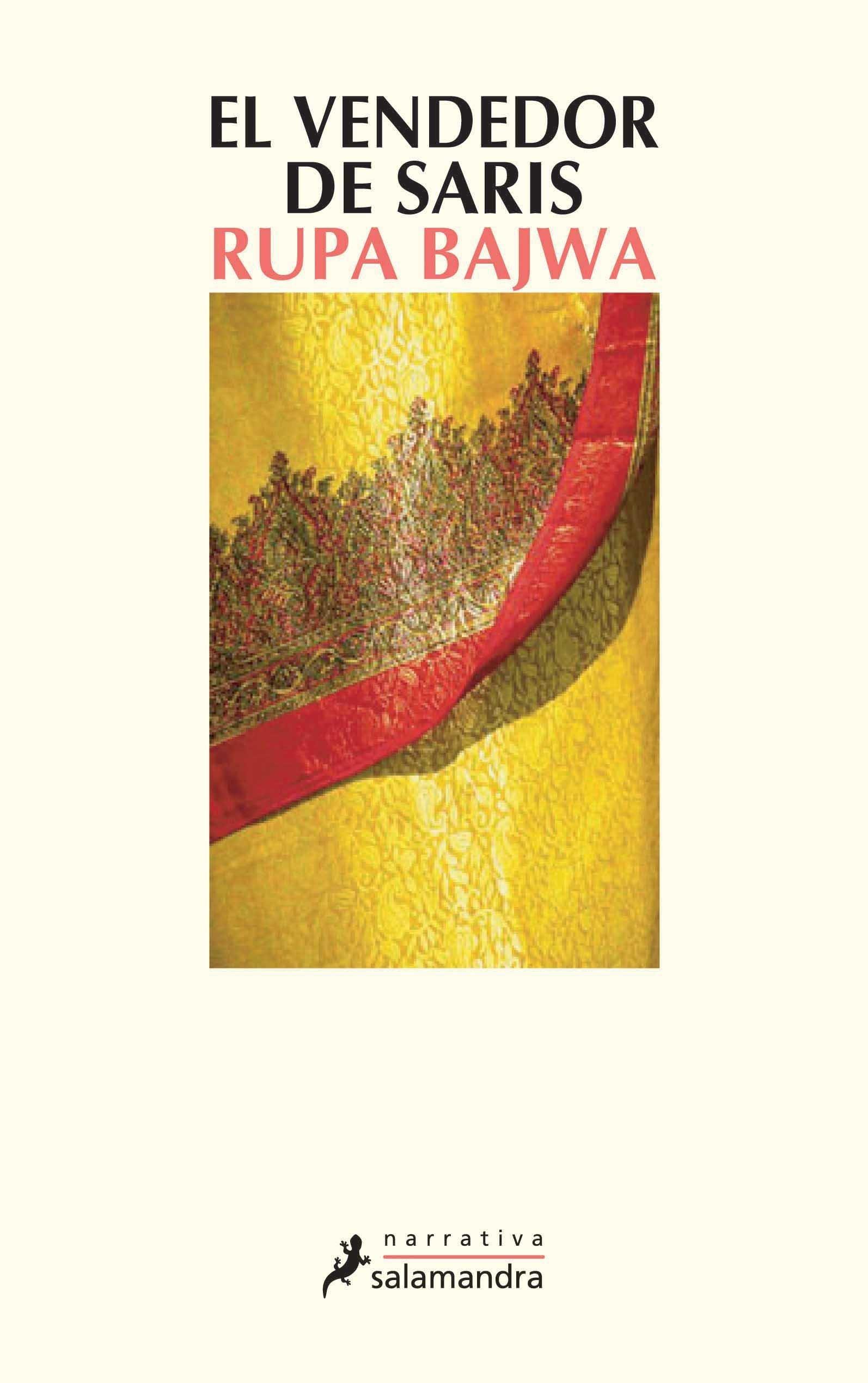 """Imatge """"El vendedor de saris"""", de Rupa Bajwa."""
