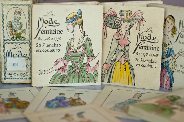 Le Mode feminine 1490-1795