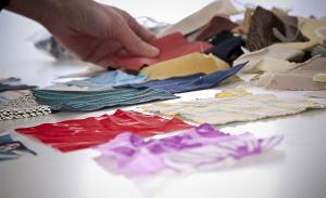 la produccio dels teixits
