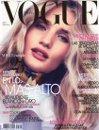 Portada revista Vogue España. Núm. 300