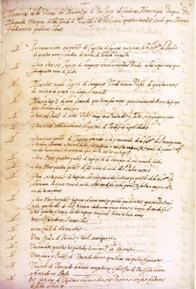 Imatge 031 Inventaris i taxacions de tapisseries