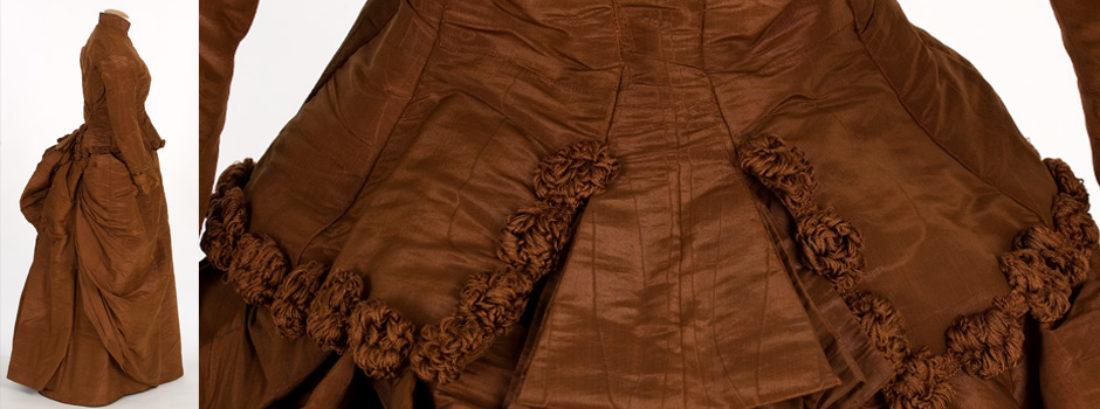 Imatge vestit préstec per l'exposició