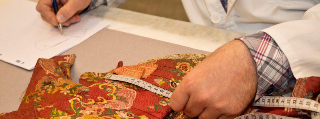 Imatge estudi indumentària de Lluís Tolosa