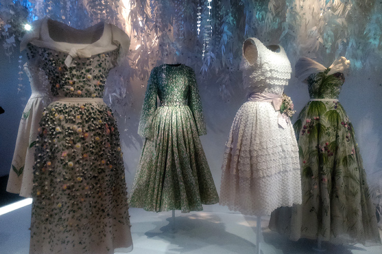 Imatge viatge tèxtil a París