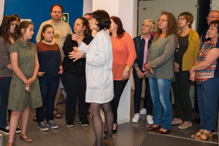 Imatge Nit dels Museus 2018 al CDMT: portes obertes.