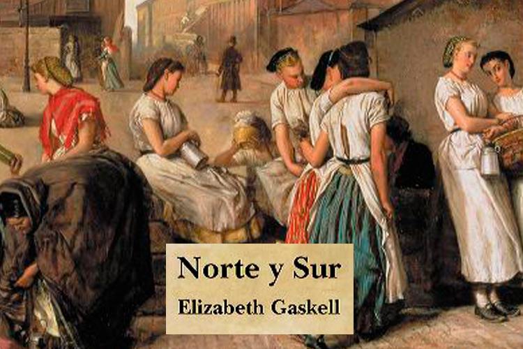 Imatge portada llibre: Norte y Sur