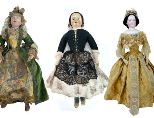 Tratamiento de conservación-restauración de diversas muñecas del Museu Romàntic Can Llopis de Sitges: curiosidades.