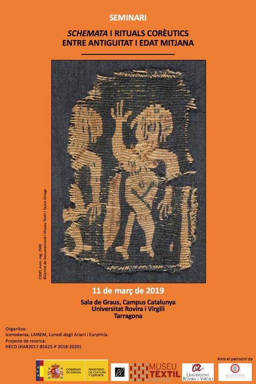Imatge cartell del Seminari.