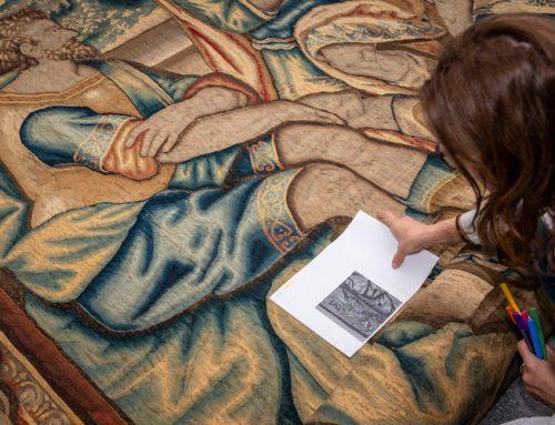 El Museu Tèxtil de Terrassa participa en la 1ª Jornada técnica: La restauración del patrimonio científico, técnico e industrial.
