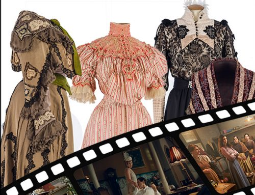 "Opening of the exhibition ""Movie dresses"""