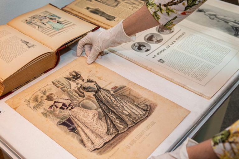 Imatge, Documents singulars de la biblioteca.