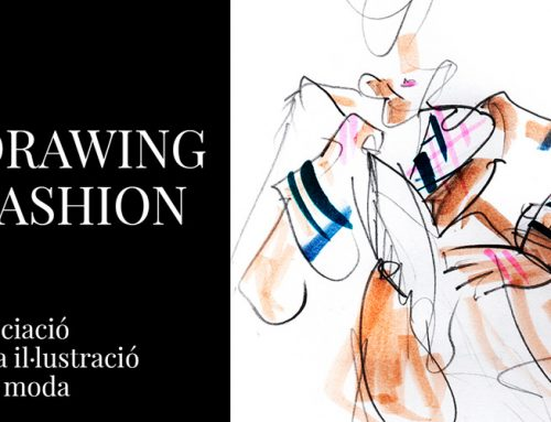 """Drawing fashion"": illustration workshops for Lucy Davis"