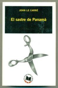 Imatge portada llibre: El sastre de Panamà.
