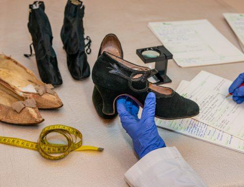 Documentación del fondo de complementos del Museu Tèxtil