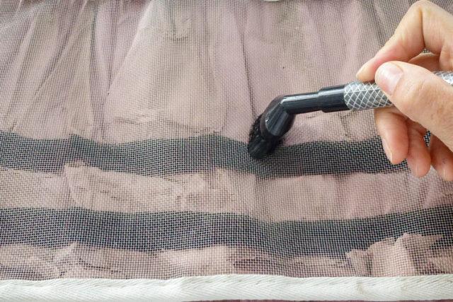 Imatge detall microaspiració.