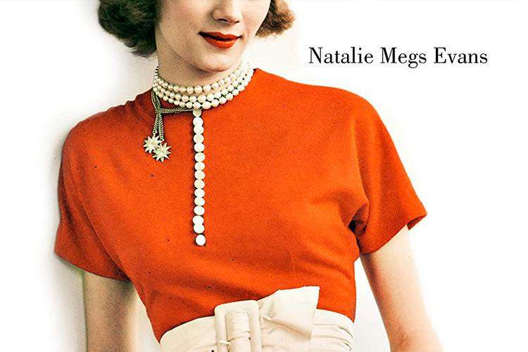 Imatge detall portada; La ladrona de vestidos.