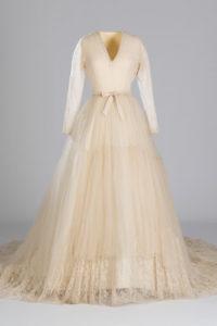 Imatge vestit de núvia de Balenciaga