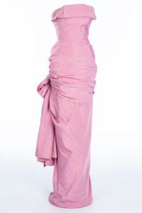 Imatge vestit de seda de Balenciaga