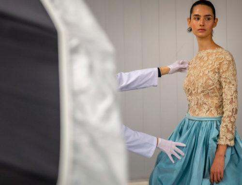 Balenciaga en el Museu Tèxtil de Terrassa