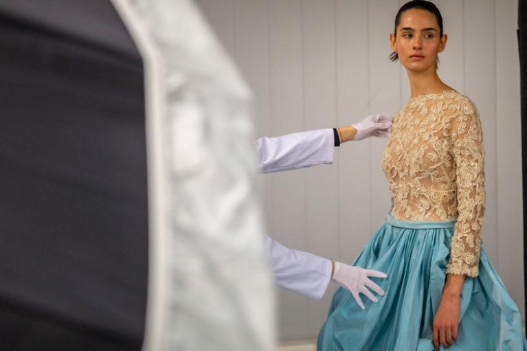 Imatge vestit Balenciaga