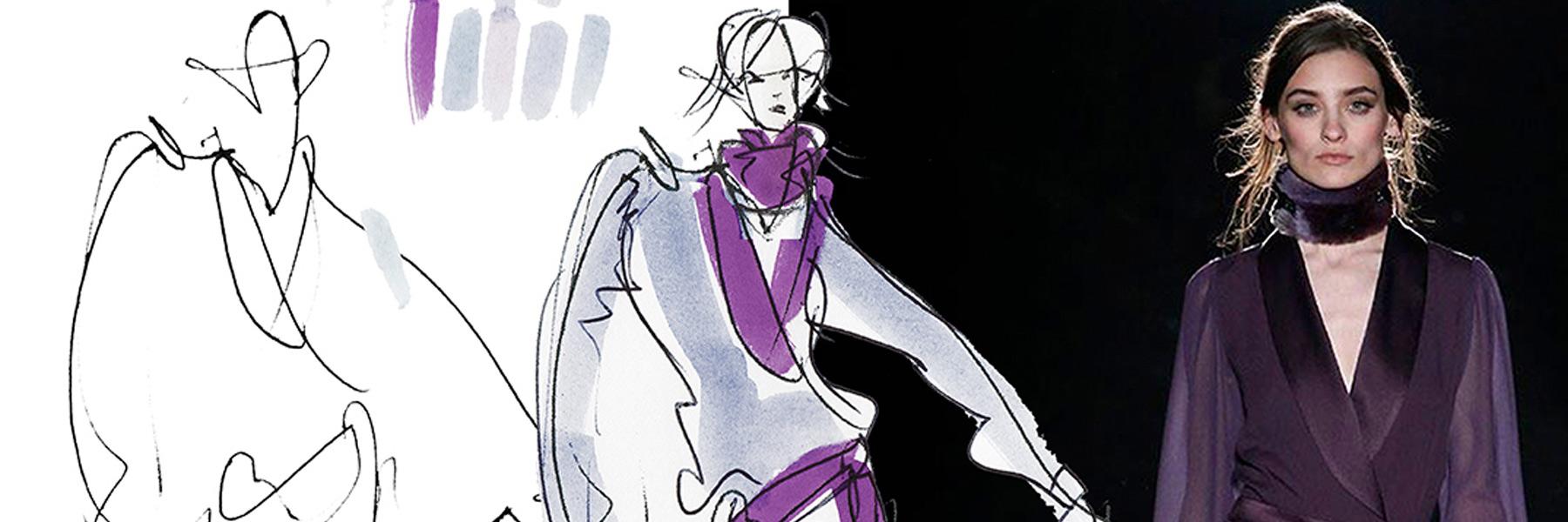 Imatge taller infantil d'il·lustració de moda.