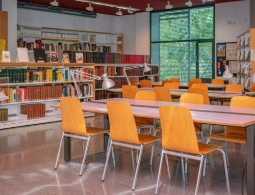 La biblioteca del museu ofereix recursos en línia