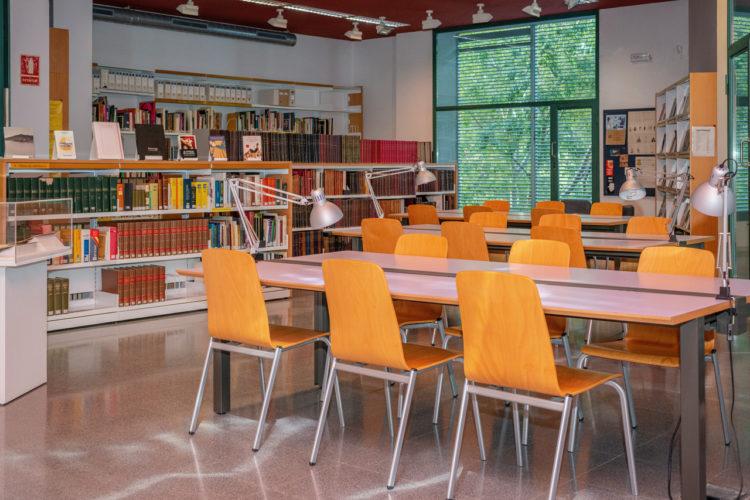Imatge genèrica de la biblioteca.