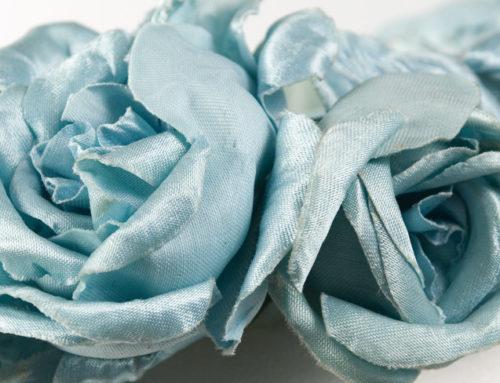 Roses per Sant Jordi… brodades, estampades, teixides i pintades!
